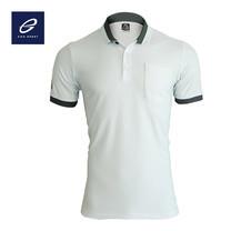 EGO SPORT EG6147 เสื้อโปโลแขนสั้นชาย สีขาว