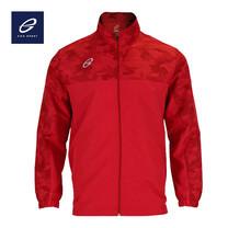 EGO SPORT EG8101 เสื้อแทร็คสูท สีแดง