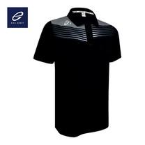 EGO SPORT EG6107 เสื้อโปโลชาย สีดำ