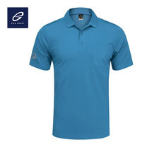 EGO SPORT EG6135 เสื้อโปโลเบสิกชาย สีฟ้า