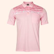 EGO SPORT EG6171 เสื้อโปโลชายแขนสั้น สีชมพูแคนดี้