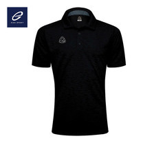 EGO SPORT EG6129 เสื้อโปโลผู้ชาย สีดำ