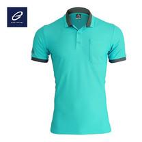EGO SPORT EG6147 เสื้อโปโลแขนสั้นชาย สีเขียวทะเล