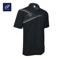 EGO SPORT EG6095 เสื้อโปโลเบสิกชาย สีดำ