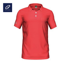 EGO SPORT EG6121 เสื้อโปโลเบสิกชาย สีส้มปูน