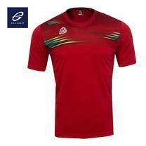 EGO SPORT EG5112 เสื้อฟุตบอลคอกลม สีแดง