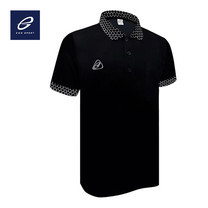 EGO SPORT EG6111 เสื้อโปโลชาย สีดำ