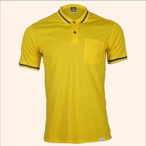 EGO SPORT EG6163 เสื้อโปโลแขนสั้นชาย สีเหลืองจัน