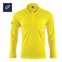 EGO SPORT EG6153 เสื้อโปโลแขนยาว สีเหลืองจัน