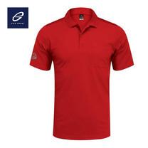 EGO SPORT EG6135 เสื้อโปโลเบสิกชาย สีแดง