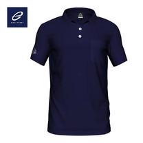 EGO SPORT EG6121 เสื้อโปโลเบสิกชาย สีกรม