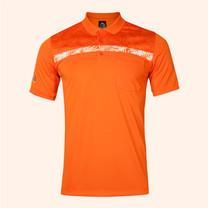 EGO SPORT EG6171 เสื้อโปโลชายแขนสั้น สีส้มแสด