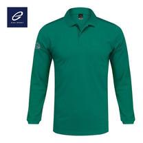 EGO SPORT เสื้อโปโลชายแขนยาว รุ่น EG6137 สีเขียว