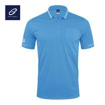 EGO SPORT EG6151 เสื้อโปโลแขนสั้นชาย สีฟ้า