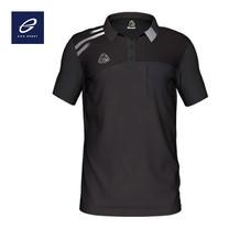 EGO SPORT เสื้อโปโลชาย รุ่น EG6115 สีดำ