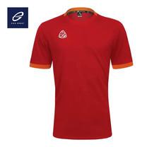 EGO SPORT EG1013 KIDS เสื้อฟุตบอลคอกลม (เด็ก) สีแดง