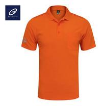 EGO SPORT EG6135 เสื้อโปโลเบสิกชาย สีส้ม