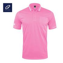 EGO SPORT EG6151 เสื้อโปโลแขนสั้นชาย สีชมพู