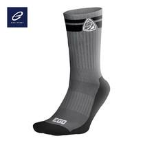 EGO SPORT EG301 ถุงเท้าลำลอง ยาวครึ่งแข้ง สีเทา