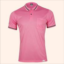 EGO SPORT EG6163 เสื้อโปโลแขนสั้นชาย สีชมพู