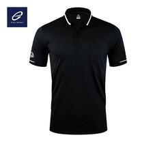 EGO SPORT EG6151 เสื้อโปโลแขนสั้นชาย สีดำ