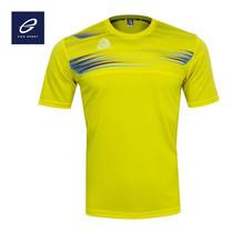 EGO SPORT EG5112 KIDS เสื้อฟุตบอลคอกลมเด็ก สีเหลือง