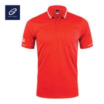 EGO SPORT EG6151 เสื้อโปโลแขนสั้นชาย สีแดง