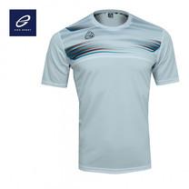 EGO SPORT EG5112 เสื้อฟุตบอลคอกลม สีขาว