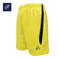 EGO SPORT EG440 กางเกงบาสเกตบอลหญิง สีเหลือง