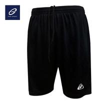 EGO SPORT กางเกงฟุตบอล BODY FIT รุ่น EG500 สีดำ