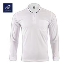 EGO SPORT EG6153 เสื้อโปโลแขนยาว สีขาว