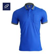 EGO SPORT EG6147 เสื้อโปโลแขนสั้นชาย สีน้ำเงิน