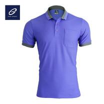 EGO SPORT EG6147 เสื้อโปโลแขนสั้นชาย สีม่วง