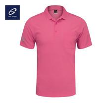 EGO SPORT EG6135 เสื้อโปโลเบสิคชาย สีชมพู