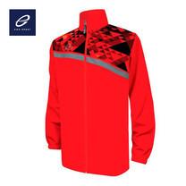 EGO SPORT EG891 เสื้อแทร๊คสูท สีแดง