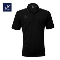 EGO SPORT เสื้อโปโลชาย รุ่น EG6125 สีดำ