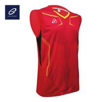 EGO SPORT EG339 เสื้อบาสเกตบอลชาย สีแดง