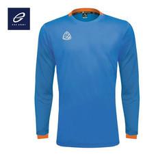 EGO SPORT EG1014 เสื้อฟุตบอลคอกลมแขนยาว สีฟ้า