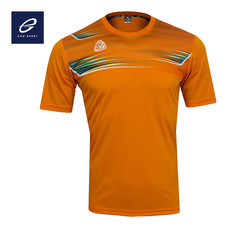 EGO SPORT EG5112 เสื้อฟุตบอลคอกลม สีส้ม