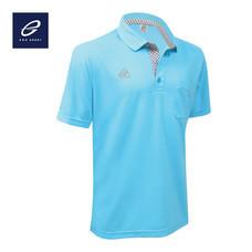 EGO SPORT EG6091 เสื้อโปโลผู้ชาย สีฟ้าอ่อน