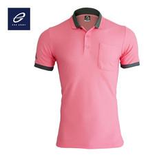 EGO SPORT EG6147 เสื้อโปโลแขนสั้นชาย สีชมพู