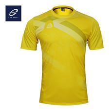 EGO SPORT EG5116 KIDS เสื้อฟุตบอลคอกลม สีเหลืองจัน