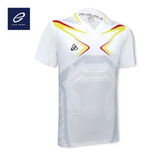 EGO SPORT EG5092 เสื้อฟุตบอลคอวี สีขาว