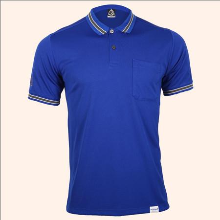 EGO SPORT รุ่น EG6163 เสื้อโปโลแขนสั้นชาย สีน้ำเงิน