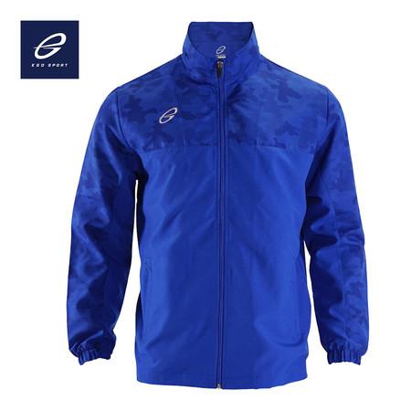 EGO SPORT EG8101 เสื้อแทร็คสูท สีน้ำเงิน