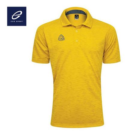 EGO SPORT EG6129 เสื้อโปโลผู้ชาย สีเหลือง