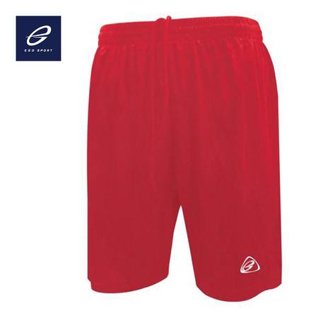 EGO SPORT EG500 กางเกงฟุตบอล BODY FIT แดง