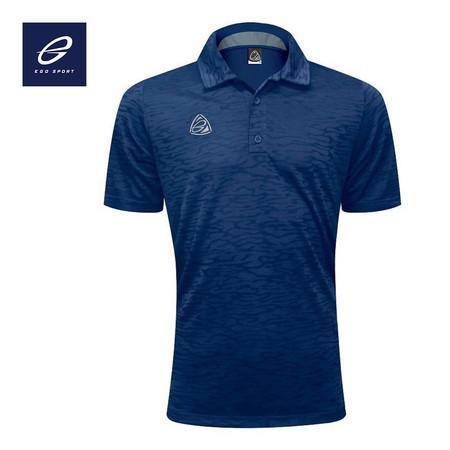 EGO SPORT EG6129 เสื้อโปโลผู้ชาย สีกรม
