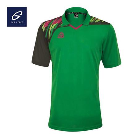 EGO SPORT EG5108 เสื้อฟุตบอลคอวี สีเขียว