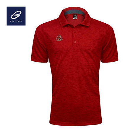 EGO SPORT EG6129 เสื้อโปโลผู้ชาย สีแดง